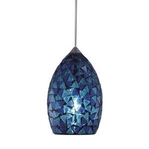 Jesco QAP232 MOSAIC-Quick Adapt Low Voltage Pendant