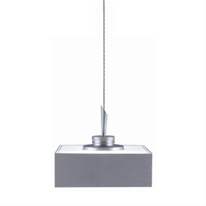 Jesco QAP240-SN/SN TESS-Quick Adapt Low Voltage Pendant