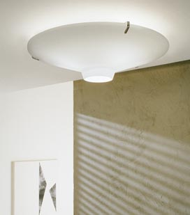 GIO Leucos Ceiling Light