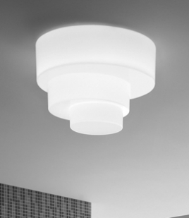 LOOP PL Leucos Ceiling Light