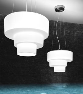 LOOP S Leucos Pendant Light