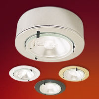 NM-128  Mini Halogen Smooth Trim with Housing