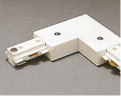"TR2131  Two Circuit ""L"" Connector with Power Feed"