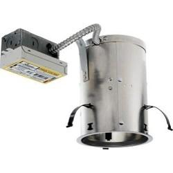 "ICPL-RE   5"" IC Vertical Compact Fluorescent Remodel Housing(13-26W)"