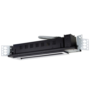 ML441HT LED Modulinear 4 Light Housing & Trim Unit