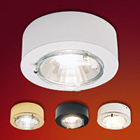 NM-241 Mini Halogen Smooth Trim with Housing