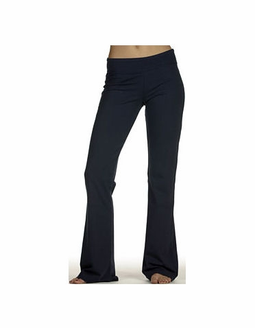 Bella Yoga Pants in Cotton/Spandex - 5 Colors