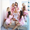 Luxurious Silky Satin Bridal Party Robes - Available in 35 Colors!