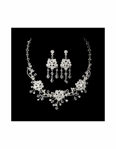 Crystal Couture Jewelry Set NE-6522