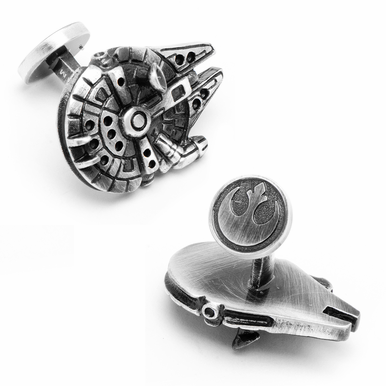 Star Wars Milenium Falcon Cufflinks