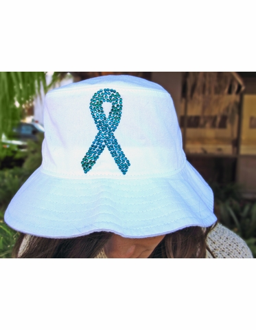 Ovarian Cancer Bucket Hat