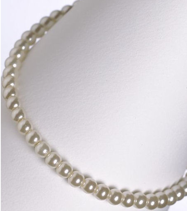 CLEARANCE: Bridal Pearl Bracelet - 4mm Size Pearls