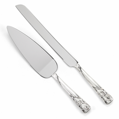 Sparkling Love Wedding Serving Set