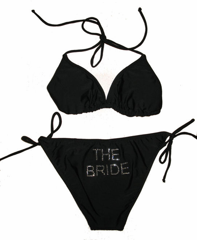 THE BRIDE Bikini - Honeymoon Bikini
