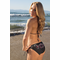 Heart Flourish Bikini in Brilliant Rhinestones
