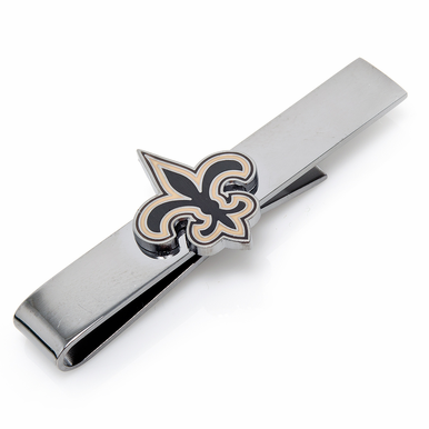 Saints Tie Bar