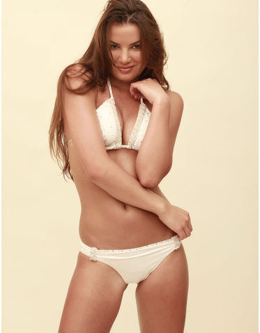 CLEARANCE: The Princess Bikini by The Bling Collections - The Perfect Honeymoon Bikini!