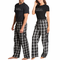 Mathcing Mr and Mrs Pajama Set