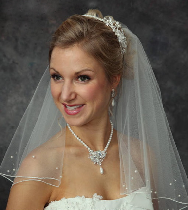 Beautiful Crystal Bridal Hair Accessory 7014