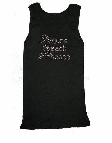 Custom Princess Tank Top