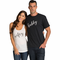 Couples Hubby & Wifey T-Shirt and Tank Top