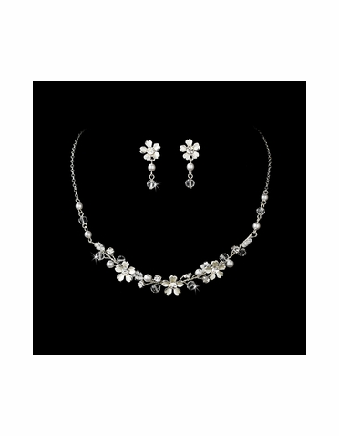 Crystal Couture Jewelry Set NE-6878