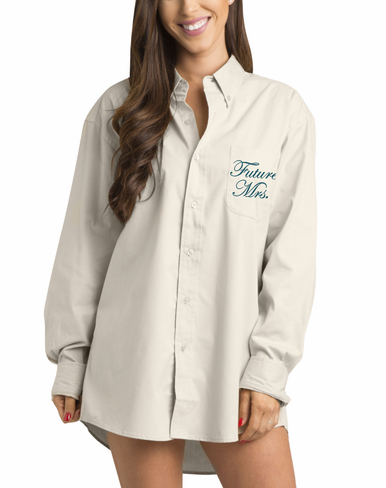 Embroidered Bridal Party Shirts