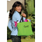 Personalized Tote Bags in Bright Colors