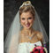 Stunning Wavy Rhinestone Bridal Hair Band 7024