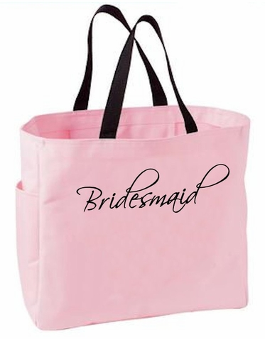 Personalized Tote Bags - More Colors Too!