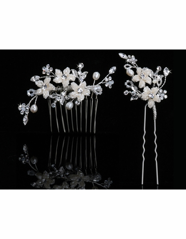 En Vogue Bridal Hair Pin and Comb HP701