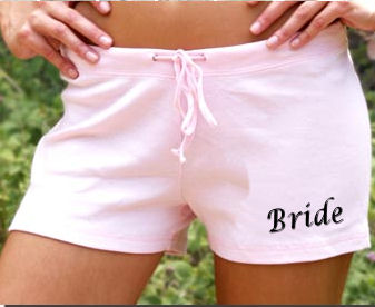 Personalized Embroidered Shorts or Swimsuit Coverup