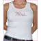 CLEARANCE! Mrs. Tank Top with Swarovski Crystals