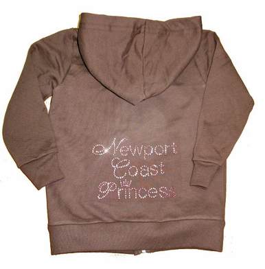 Custom Princess Hoodie for Women