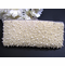 Bridal Purse - Slim Clutch with Round Beads