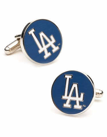 Officially Licensed LA Dodgers Cufflinks