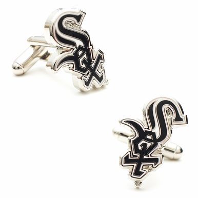 Officially Licensed Chicago White Sox Cufflinks