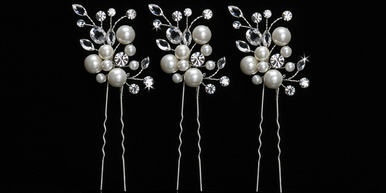 En Vogue Bridal Hair Pins (Set of 3) HP1140