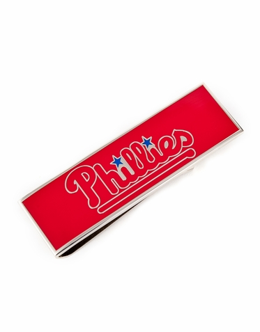 Phillies Officially Licensed Money Clip