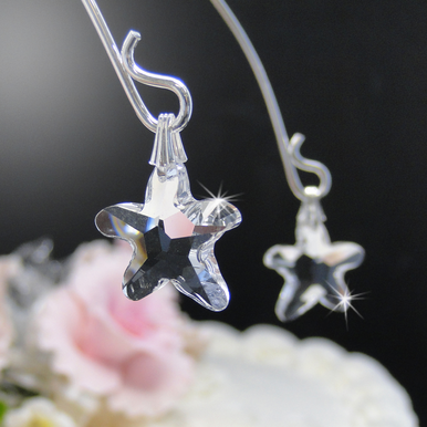 Star or Starfish Cake Drops Set of 5 Cake Topper