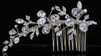 En Vogue Bridal Hair Comb HC704