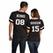 Custom King & Queen Matching Couples Jerseys