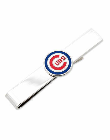 Officially Licensed Chicago Cubs Tie Bar