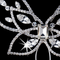 Gorgeous Crystal Butterfly Cake Topper