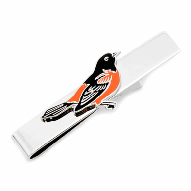 Officially Licensed Baltimore Orioles Tie Bar