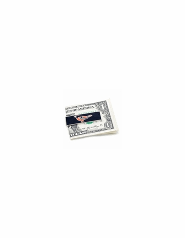 Officially Licensed Orioles Money Clip