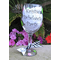 Personalized Bachelorette Party Wine Glasses - Sold Individually