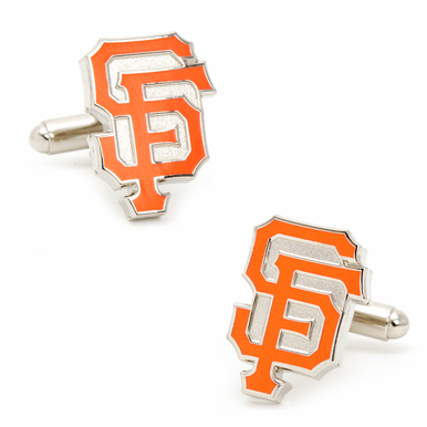 Offically Licensed San Francisco Giants Cuff LInks