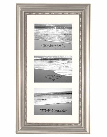 Writing in the Sand Custom Photos for Couples