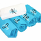 Monogrammed Spa Wrap - Bath Wrap Personalized with Name and Initial